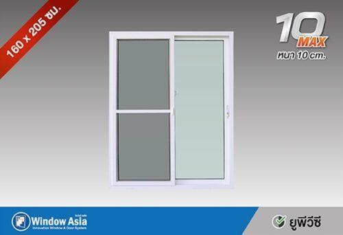 ประตูยูพีวีซี 160x205