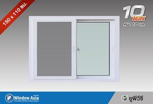หน้าต่างยูพีวีซี 150x110