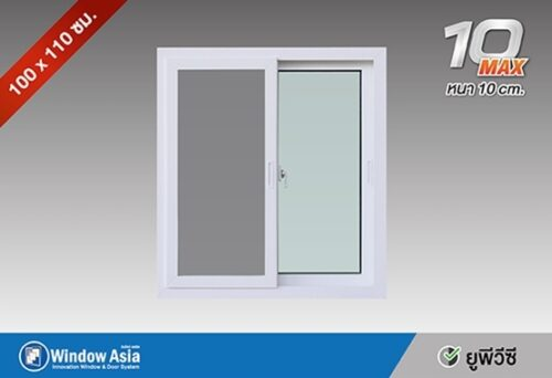 หน้าต่างยูพีวีซี 100x110