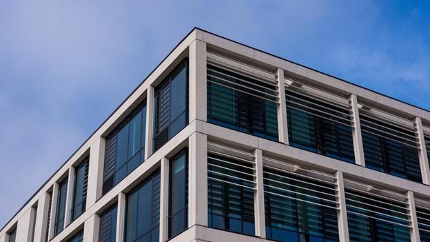 หน้าต่างอลูมิเนียม อาคารที่อยู่อาศัย