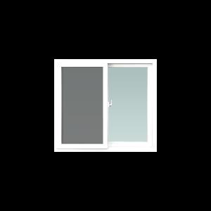 หน้าต่างยูพีวีซี