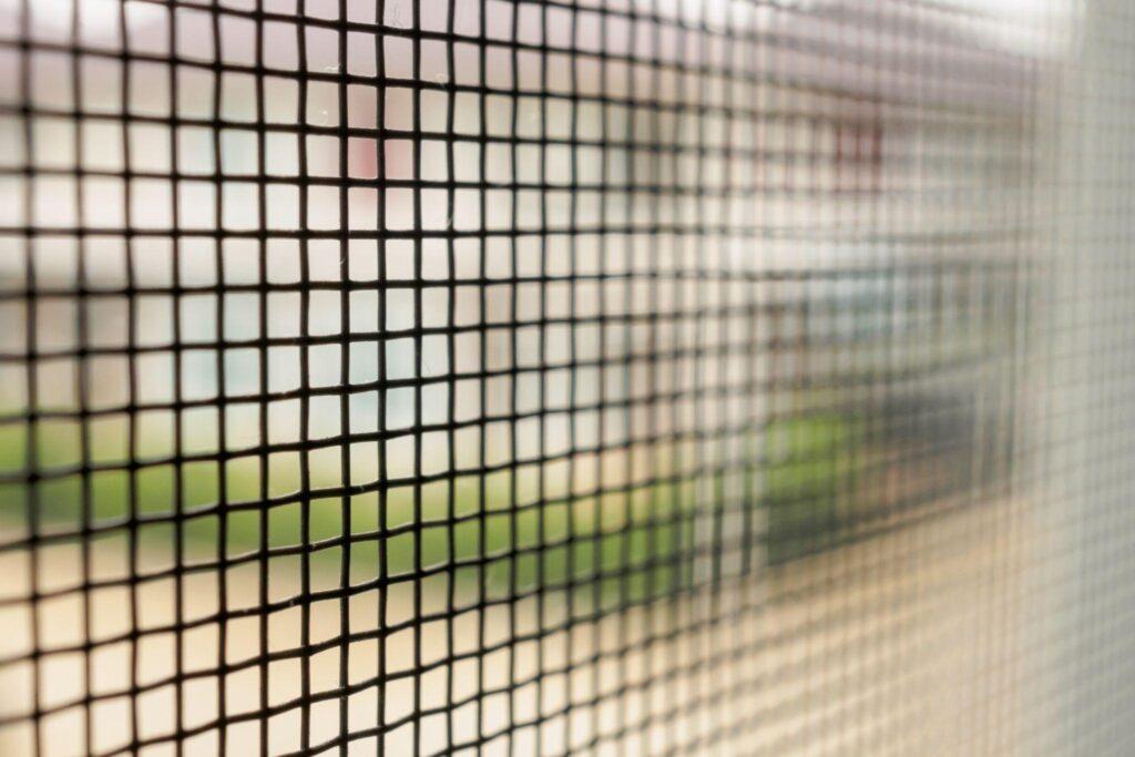หน้าต่างมุ้งลวด